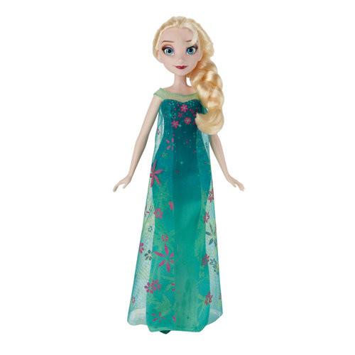 Disney Frozen Classic Fever Fashion Doll - Elsa