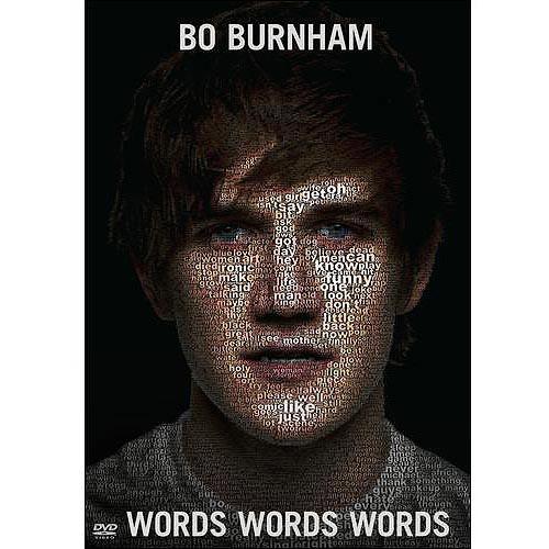 Bo Burnham: Words, Words, Words [DVD] [2010]