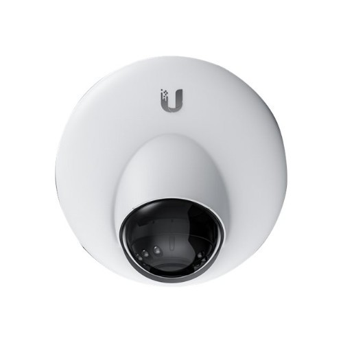 Ubiquiti Networks UniFi UVC-G3-DOME - Network surveillance camera - dome - outdoor - color (Day&Night) - 4 MP - 1920 x 1080 - audio - LAN 10/100 - H.264 - PoE (pack of 5) (UVC-G3-DOME-5)