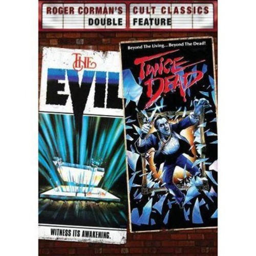 Roger Corman's Cult Classics: The Evil/Twice Dead