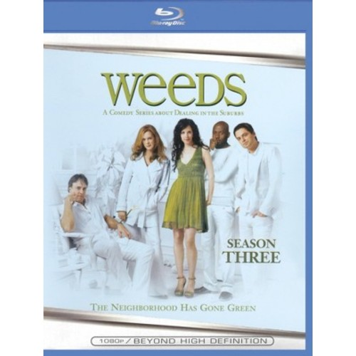 Weeds: Season 3 [2 Discs] [Blu-ray]