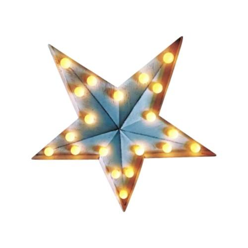 Sylvania Battery Operated LED Star (V87636-71)