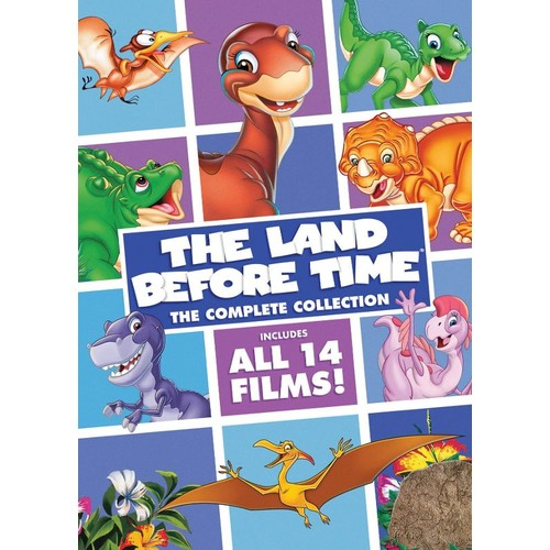 The Land Before Time: The Complete Collection [8 Discs] [DVD]