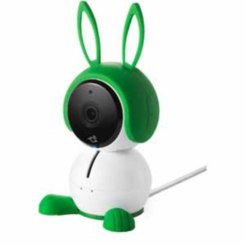 Arlo Baby Smart HD Baby Monitoring Camera with Audio, Night Vision, Ambient Sensors, Lullabies and Night Light :ABC1000