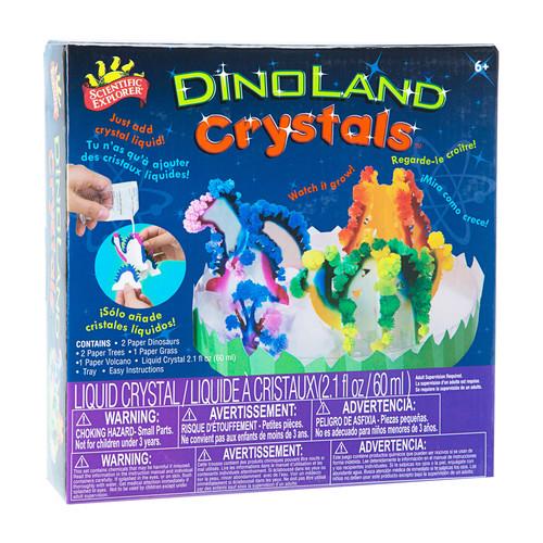 Scientific Explorer Dinoland Crystals
