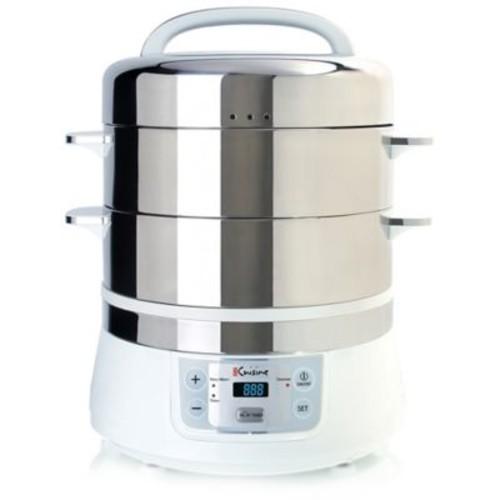 Euro Cuisine Stainless Steel Food Steamer