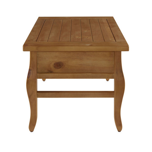 Linon Coffee, Console, Sofa & End Tables Linon Walker Coffee Table