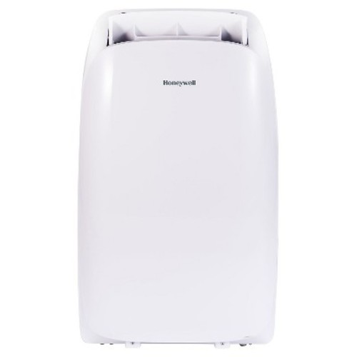 Honeywell HL Series 12,000 BTU Portable Air Conditioner with Dehumidifier and Remote Control - White/White