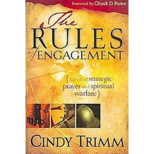 Rules of Engagement (Paperback) (Cindy Trimm)