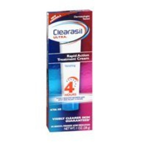 Clearasil Ultra Clearasil Ultra Rapid Action Treatment Cream Vanishing