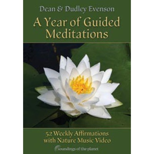 A Year of Guided Meditations [DVD]