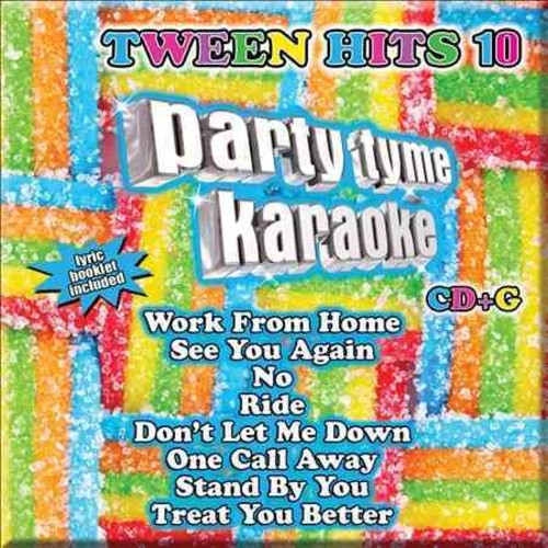 Party Tyme Karaoke - Party Tyme Karaoke: Tween Hits 10