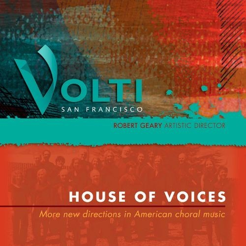 House of Voices: More New Directions in American Choral Music [CD]