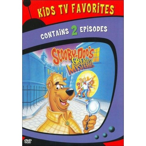 Scooby-Doo's Greatest Mysteries - TV Favorites [DVD]