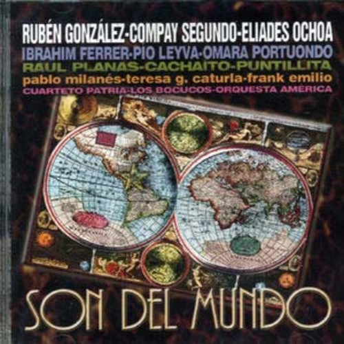 Son del Mundo By Various Artists (Audio CD)