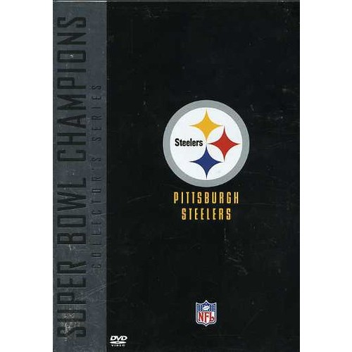 NFL Super Bowl Collection-Pittsburgh Steelers
