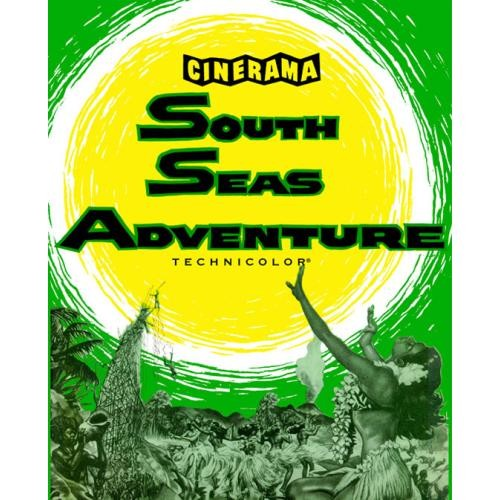 South Seas Adventure [2 Discs] [Blu-ray/DVD] [1958]