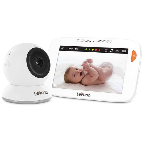 Levana Shiloh 5 inch HD Touchscreen Baby Video Monitor