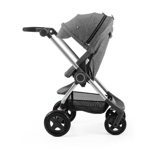 Scoot Complete Stroller, Black
