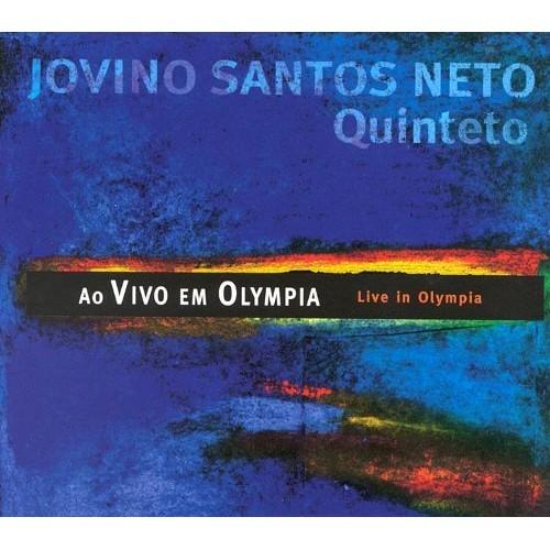 Ao Vivo em Olympia (Live in Olympia) [CD]