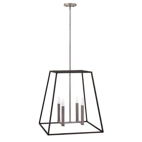 Hinkley Lighting 3336DZ 4 Light Pendant from the Fulton Collection