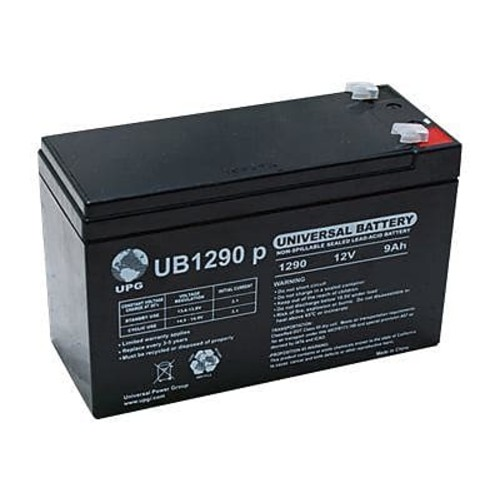 e-Replacements Premium Power UB1290-ER - UPS Battery - Lead Acid - 9 Ah (UB1290ER)