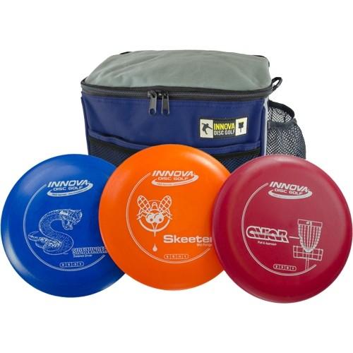 Innova Disc Golf Youth 3-Disc Set
