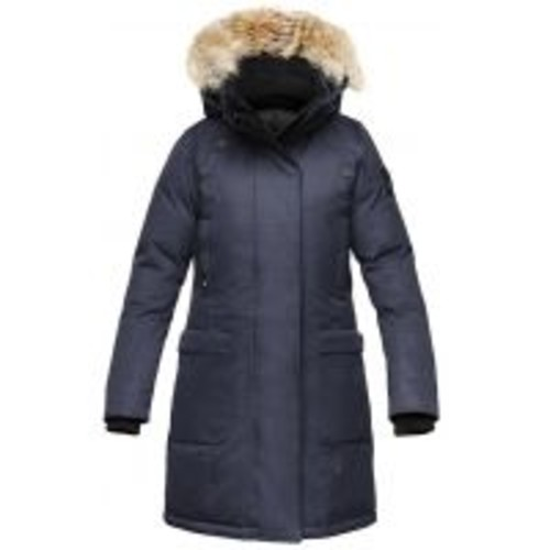Nobis Merideth Parka - Womens, Jacket Style: Urban, Heavyweight Down Insulated, Urban Insulated, Insulation: Down, 750 Fill Duck Down w/ Free Shipping [Womens Clothing Size : Small]