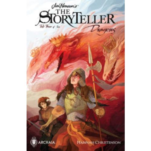 Jim Henson's Storyteller: Dragons #3