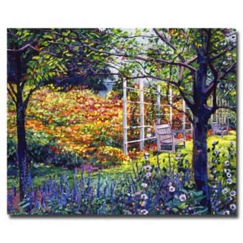 Trademark Fine Art 'Garden for Dreaming' 18
