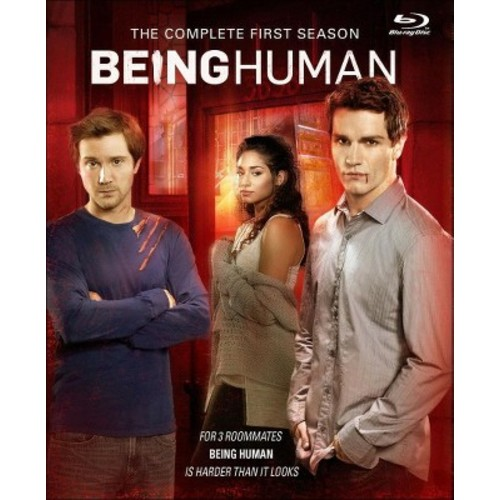 Being Human: The Complete First Season (4 Discs) (Blu-ray)