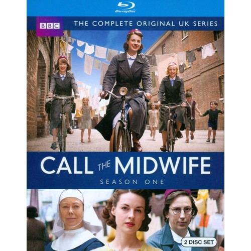 Call the Midwife: Season One [2 Discs] [Blu-ray]