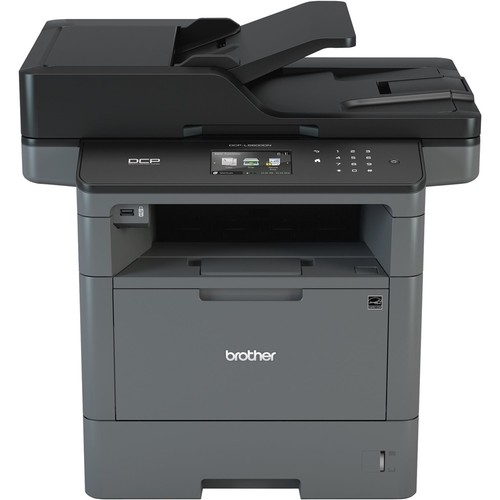 Brother - DCP-L5600DN Black-and-White All-In-One Laser Printer