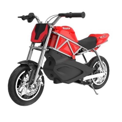 Razor RSF350 Kids' Electric Dirt Bike - Red/Black