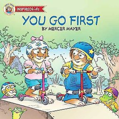 You Go First (Paperback) by Mercer Mayer