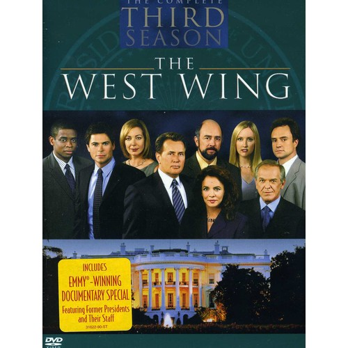 West Wing: The Complete Third Season [West Wing: The Complete Third Season (DVD)]