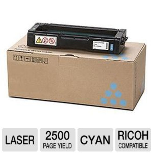 Ricoh Type SP C310A - Cyan - original - toner cartridge - for Aficio SP C231, SP C232, SP C240, SP C242, SP C311, SP (406345)