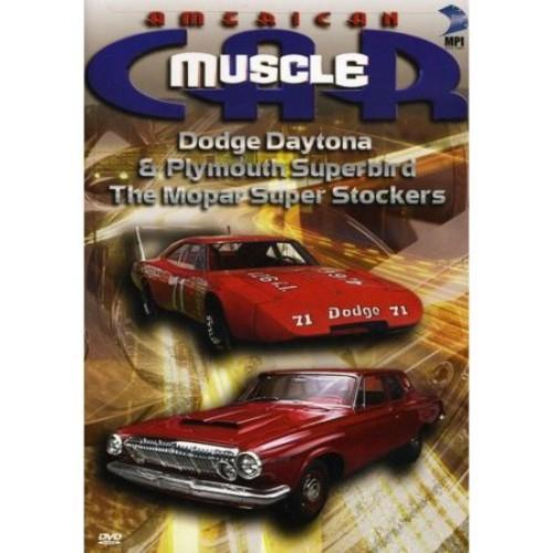 American MuscleCar: Dodge Daytona & Plymouth Superbird - The Mopar Super Stockers