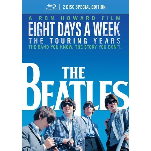Eight Days a Week: The Touring Years [Deluxe Edition] [Blu-Ray Disc]