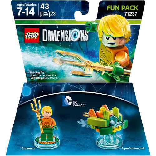 WB Games - LEGO Dimensions Fun Pack (DC Comics: Aquaman)