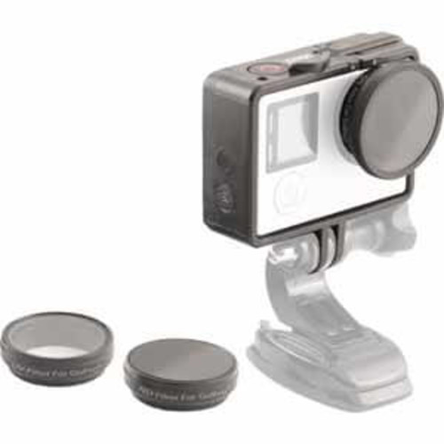 Bower Xtreme Action Series Filter Kit for GoPro