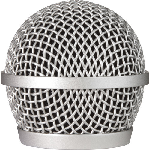 RPMP48G Replacement Grille for the PGA48 Vocal Microphone (Silver)