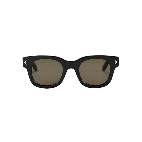 GIVENCHY Black Crystal Wayfarer Sunglasses