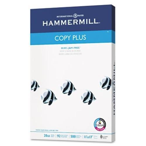 Hammermill - Copy Plus Copy Paper, 20lb, 92 Bright, 11 x 17