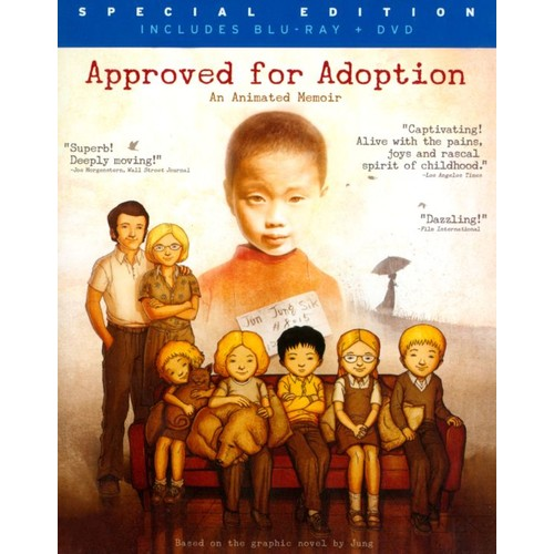 Approved for Adoption [2 Discs] [Blu-ray/DVD] [2012]