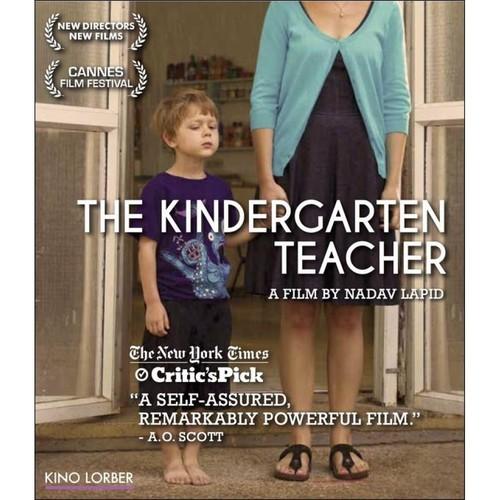 The Kindergarten Teacher [Blu-ray] [2014]