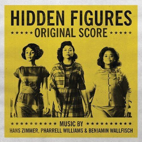 Hidden Figures [Original Motion Picture Score] [CD]