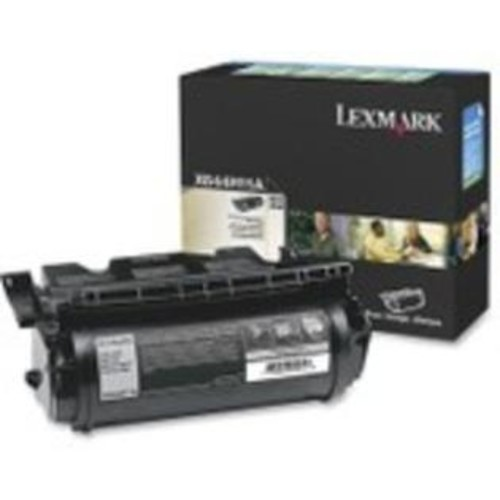 Lexmark X644H11A Black High Yield Return Program Toner Cartridge