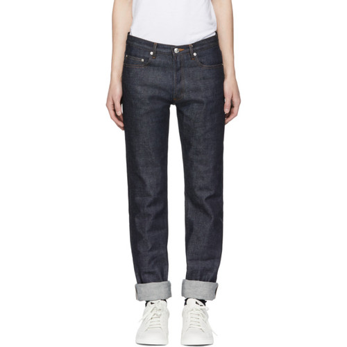 Indigo New Standard Jeans