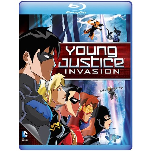 Young Justice: Invasion [2 Discs] [Blu-ray]